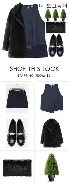 """My choice!"" by m-zineta on Polyvore featuring MANGO and Improvements"