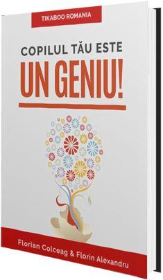 Copilul tău este un geniu! (new) - Tikaboo Romania Parenting, Education, Books, Romania, Angel, Baby, Drawings, Libros, Book