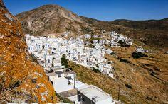 Malerische #Chora von #Seriphos, #Griechenland © Jürgen Garneyr Mykonos, Mount Everest, Mountains, Nature, Travel, Pictures, Santorini, Greece, Adventure