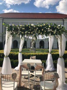 Most beutiful Hungarian chuppah (hüpe)! #wedding #chuppah #hüpe #annagrand #balatonfüred