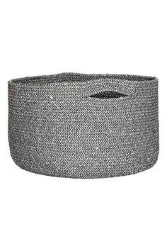 Panier de rangement en coton | H&M