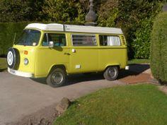 00774a01b5 Details about Volkswagen Classic Campervan Westfalia 2ltr R.H.D 1975