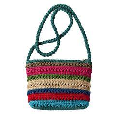 Crochetemoda: Bolsas de Crochet