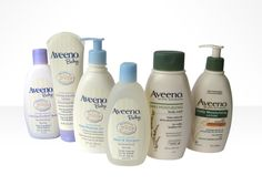 AVEENO Baby and AVEENO Daily Moisturizing collection {Giveaway}