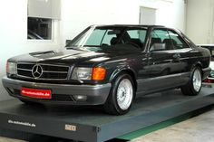 Mercedes-Benz 560 SEC ||| SQLPHP.COM Ralf Gettler Software Development