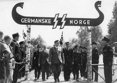 February 28 is the anniversary of Operation Gunnerside, a daring raid by Norwegian commandos to foil Nazi plans for a nuclear bomb. Nuclear Bomb, Pink Triangle, Operation, Scandinavian Countries, Prisoners Of War, National Archives, World War Ii, Wwii, Norway