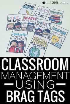 This classroom manag