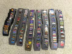 Almost doubled my NES collection with a single score - Imgur