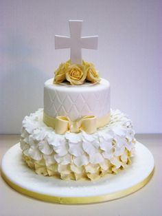 Religious Cake - First Communion