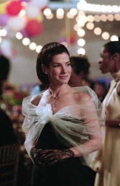 Sandra Bullock in Two Weeks Notice. Love her dress