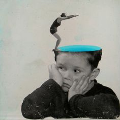 MARCOS MARTINEZ Fun and smart collages by Spanish artist Marcos Martinez.