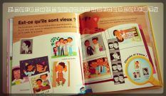 Livre enfants - Questions Réponses - Les grands-parents - Editions Nathan