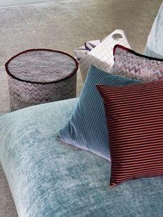 Missoni Tbilsi Jacquard Accent Pillows