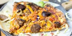 Recipes Rustic Italian Pizza  If you're looking for home-cooked Italian comfort food, this recipe will prove irresistibly delicious. Courtesy of Bob and Carlene Deutscher of BS' in the Kitchen.