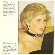 Diana's Diamond and Gemstone Necklaces