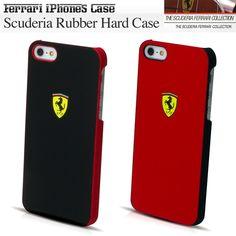 フェラーリ公認 iPhone5用ラバーハードケース「スクーデリア」Ferrari Scuderia Rubber Hard Case for iPhone5)【楽天市場】