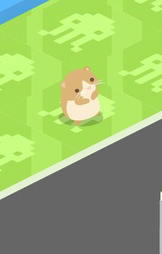 My ameba pigg's hamster :3
