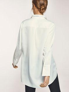 Camisas y Blusas - MUJER - Massimo Dutti España