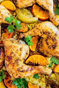 Gf Recipes, Good Healthy Recipes, Healthy Chicken Recipes, Gluten Free Recipes, Low Carb Recipes, Dinner Recipes, Cuban Mojo Chicken Recipe, Citrus Juice, Gluten Free Dinner