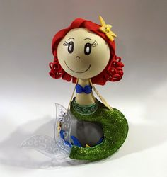 Fofucha Princesa Ariel - 102498630180302518149 - Álbuns Web Picasa