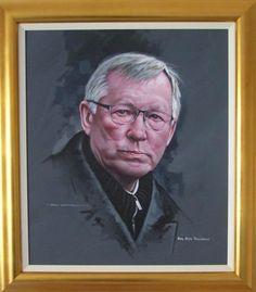Sir Alex Ferguson by Craig Campbell