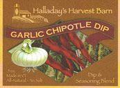 Halladay's Harvest Barn Herb Blends
