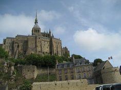 Mont St. Michel, Fra