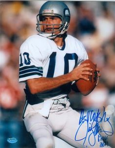 63ddac904 Jim Zorn Seattle Seahawks Signed Autographed Photo A Coa With The Proof  Photo Of Jim Signing Will Be Included.
