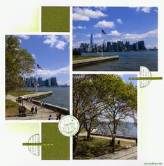 Envie de scrap: New-York