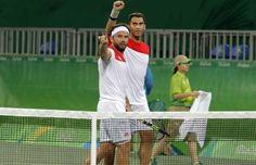 Florin Mergea si Horia Tecău vor aduce prima medalie olimpică din istoria tenisului românesc, după ce s-au calificat în finala probei masculine de dublu la Jocurile Olimpice Sports, Tennis, Hs Sports, Sport