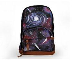 Harajuku Style Galaxy DIY Backpack