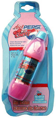 Diet Pepsi Wild Cherry lip balm | Flickr - Photo Sharing!