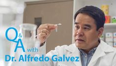 Science & Health Today: Q&A with Dr. Alfredo Galvez