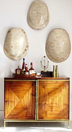 chic bar . brass & bamboo