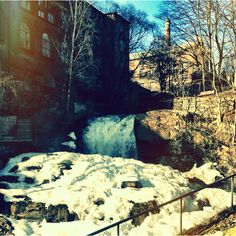 Oslo, my hometown for a lot of years..