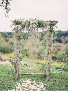 Backyard Wedding in Austin by Taylor Lord