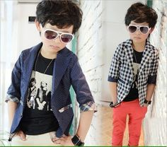 Rockstar! Boys Fashion Inspiration