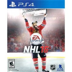 Shop NHL 16 Standard Edition PlayStation 4 at Best Buy. Games For Playstation 4, Xbox Games, Fun Games, Games To Play, Family Reunion Games, Family Games, Ea Sports, Sports Games, Latest Pc Games
