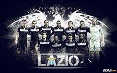 SS Lazio Team Squad 2013-2014 Wallpaper HD