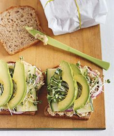Smashed White Bean and Avocado Club | Eating an exclusively plant-based diet can be incredibly satisfying and tasty—especially with these hearty recipes.