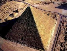 Pirâmide de Quéops (Egito).