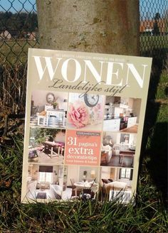 Ariadne at home tijdschrift voor wonen in de landelijke brocante stijl heeft speciale - Tijdschrift chic huis ...