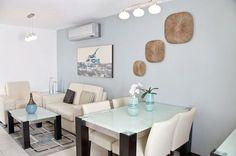 decoracion de salas comedor para casas de infonavit - Buscar con Google