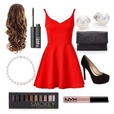 """""""girls night out"""" by ekspaine on Polyvore"""