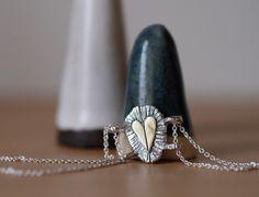 Set van twee colliers zilver en 14k goud | twinklebird