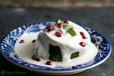 Chiles en Nogada (Chilies in Walnut Sauce)