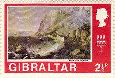 Gibraltar 1971 First Decimals SG 263 Fine Mint SG 263 Scott 249 Other British Commonwealth Stamps here