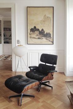 Détail projet décoration appartement à Genève / Agence EntrelesMurs Annecy