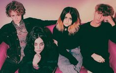 awesome Pale Waves talk their 1975 single 'There's A Honey'