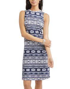 Athleta Santorini High Neck Tie-Dye Dress $98.00